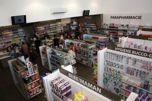 Pharmacie De L'océan,Lacanau