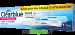 Clearblue PLUS, test de grossesse à Lacanau