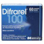 DIFRAREL 100 mg, comprimé enrobé à Lacanau