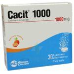 CACIT 1000 mg, comprimé effervescent à Lacanau