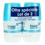 ETIAXIL DEO 48H ROLL-ON LOT 2 à Lacanau