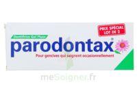 PARODONTAX DENTIFRICE GEL FLUOR 75ML x2 à Lacanau