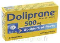 DOLIPRANE 500 mg Comprimés 2plq/8 (16) à Lacanau