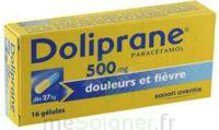 DOLIPRANE 500 mg Gélules B/16 à Lacanau