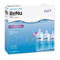 RENU MPS, fl 360 ml, pack 3 à Lacanau