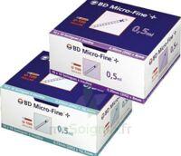 BD MICRO - FINE +, 0,3 mm x 8 mm, bt 100 à Lacanau
