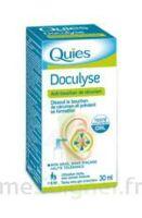 QUIES DOCULYSE ANTIBOUCHON DE CERUMEN, fl 30 ml à Lacanau