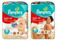 PAMPERS EASY UP PANTS PREMIUM PROTECTION, taille 5, junior, 12 kg à 18 kg, sac 20 à Lacanau
