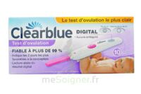 TEST D'OVULATION DIGITAL CLEARBLUE x 10 à Lacanau