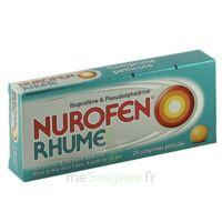NUROFEN RHUME, comprimé pelliculé à Lacanau