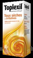 TOPLEXIL 0,33 mg/ml, sirop 150ml à Lacanau