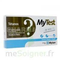 My Test Tetanos Autotest à Lacanau