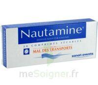 NAUTAMINE, comprimé sécable à Lacanau