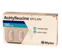 ACETYLLEUCINE MYLAN 500 mg, comprimé à Lacanau