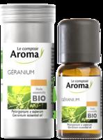 Huille essentielle Géranium à Lacanau