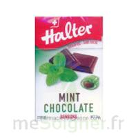 HALTER BONBONS SANS SUCRES menthe chocolat à Lacanau