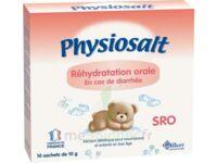 PHYSIOSALT REHYDRATATION ORALE SRO, bt 10 à Lacanau