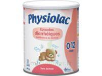 PHYSIOLAC EPISODES DIARRHEIQUES, bt 400 g à Lacanau