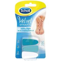 Scholl Velvet Smooth Ongles Sublimes kit de remplacement à Lacanau