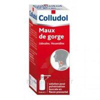 COLLUDOL, solution pour pulvérisation buccale en flacon pressurisé à Lacanau