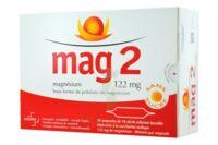 MAG 2 SANS SUCRE 122 mg, solution buvable en ampoule édulcoré à la saccharine sodique à Lacanau