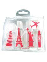 Kit flacons de voyage à Lacanau