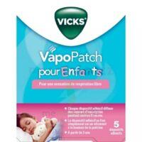 VICKS VAPOPATCH ENFANTS à Lacanau