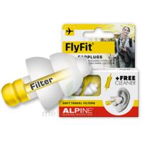 Bouchons d'oreille FlyFit ALPINE à Lacanau