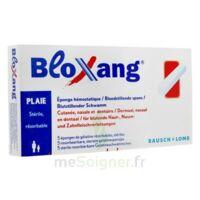 BLOXANG Eponge de gélatine stérile hémostatique B/5 à Lacanau