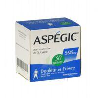 ASPEGIC 500 mg, poudre pour solution buvable en sachet-dose 30 à Lacanau