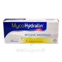 MYCOHYDRALIN 500 mg, comprimé vaginal à Lacanau