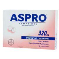 ASPRO 320 mg, comprimé à Lacanau