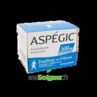 ASPEGIC 500 mg, poudre pour solution buvable en sachet-dose à Lacanau
