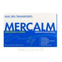 MERCALM, comprimé pelliculé sécable à Lacanau