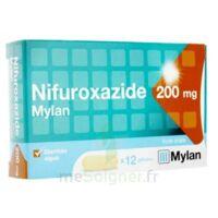 NIFUROXAZIDE MYLAN 200 mg, 12 gélules à Lacanau