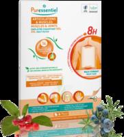 Puressentiel Articulations et Muscles Emplâtre chauffant 14 huiles essentielles XXL à Lacanau