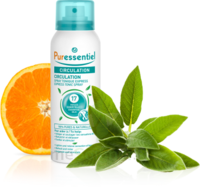 PURESSENTIEL CIRCULATION Spray 17 huiles essentielles à Lacanau