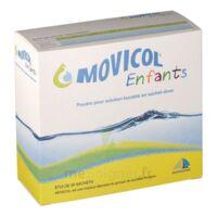 MOVICOL ENFANTS, poudre pour solution buvable en sachet-dose à Lacanau