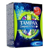 Tampax Compak Pearl Super à Lacanau