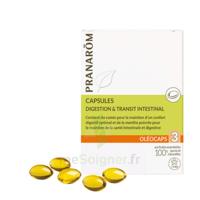 PRANAROM OLEOCAPS 3 Caps digestion & transit intestinal à Lacanau