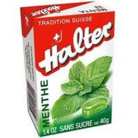 HALTER Bonbons sans sucre menthe à Lacanau