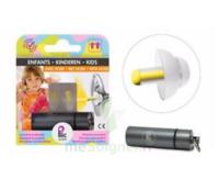 PLIC AUDIO Bouchon d'oreille avec filtre enfants  à Lacanau