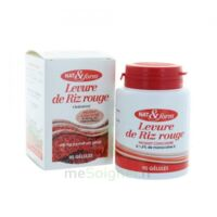 NAT&FORM EXPERT Levure de riz rouge Gélules B/90 à Lacanau