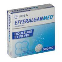EFFERALGANMED 500 mg, comprimé effervescent sécable à Lacanau