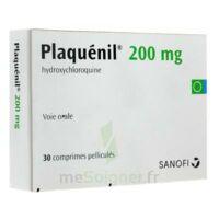 PLAQUENIL 200 mg, comprimé pelliculé à Lacanau
