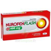 NUROFENFLASH 400 mg Comprimés pelliculés Plq/12 à Lacanau