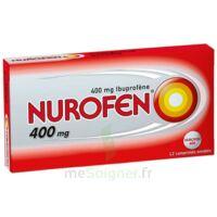 NUROFEN 400 mg Comprimés enrobés Plq/12 à Lacanau
