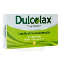 DULCOLAX 5 mg Comprimés enrobés gastro-résistants Plq/30 à Lacanau