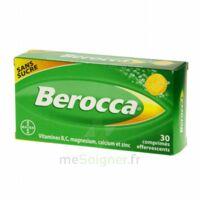 BEROCCA Comprimés effervescents sans sucre T/30 à Lacanau