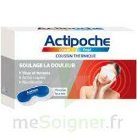 ACTIPOCHE Masque thermique yeux et tempes B/1 à Lacanau